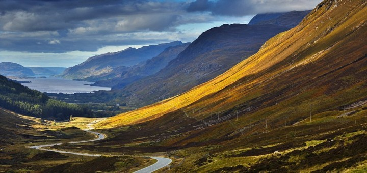 Scotland's Route 66: campervan nirvana